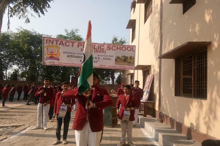 Intact Public School-School Band
