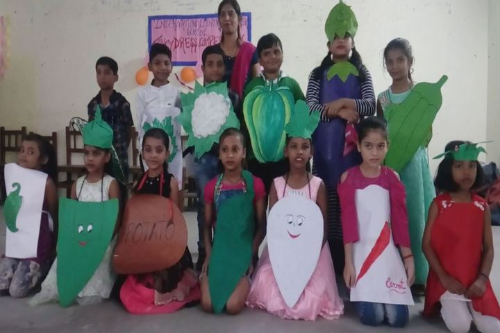 International Centre English School-Fancy Dress