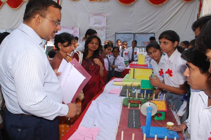 International Centre English School-Science Exhibition