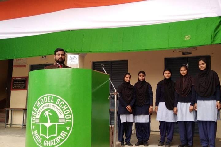 Speech on Independance Day