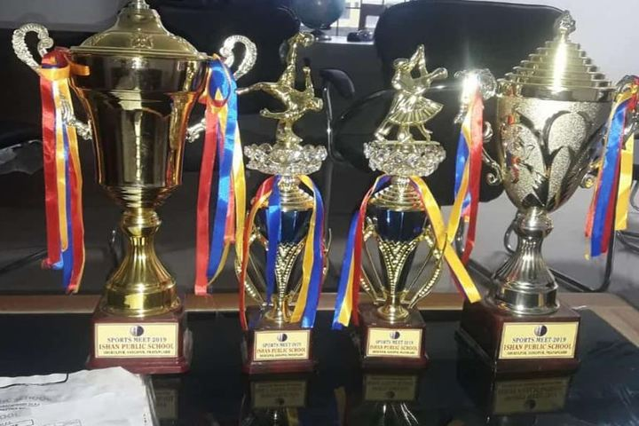Ishan Public School-Awards