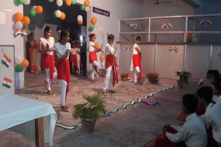 Ishan Public School-Dance