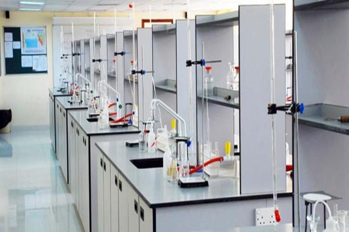 Isher Academy-Chemistry Lab