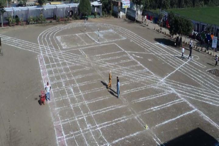 Isher Academy-Playground
