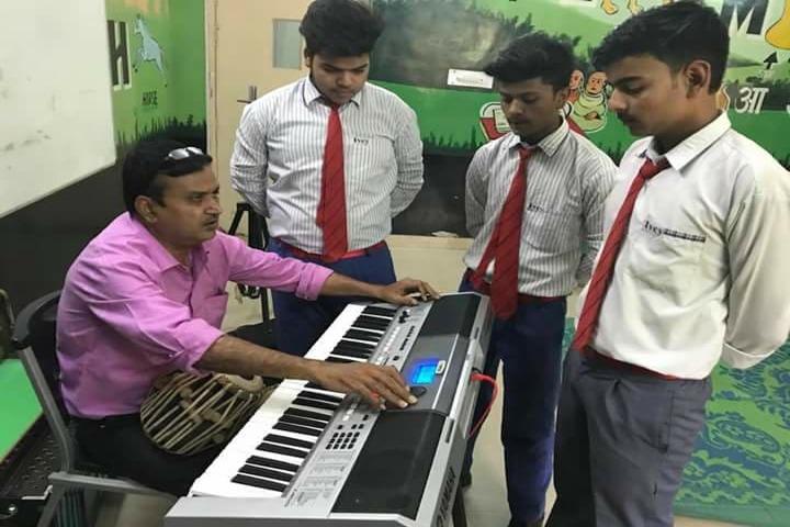 Ivey International School-Music Room