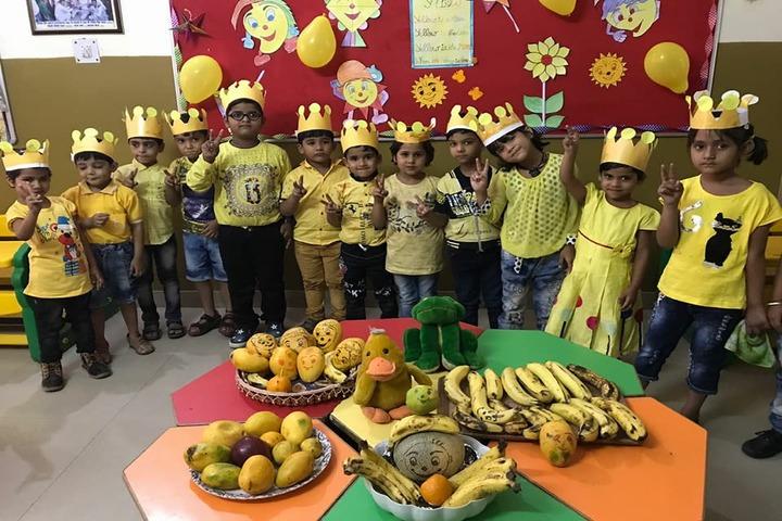 Ivey International School-Yellow Day Celebrations