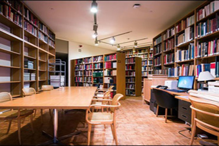 J P International School-Library