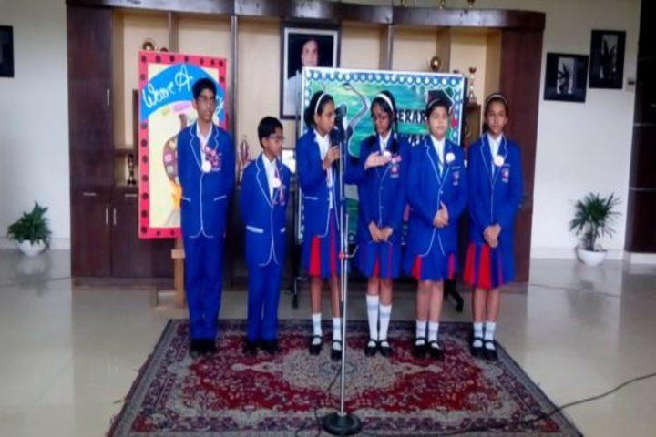 J P International School-Music