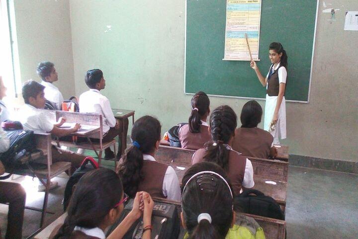 J P Public Academy-Classroom