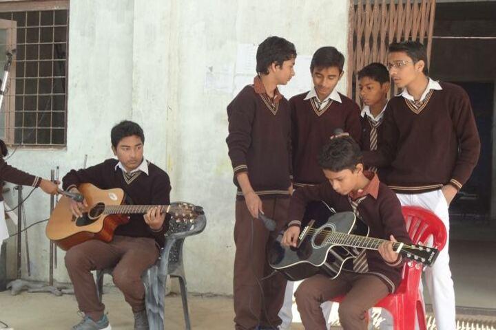 J P Public Academy-Music