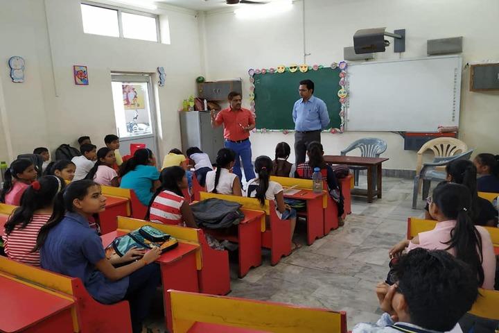 J P Public Academy-Smart Class