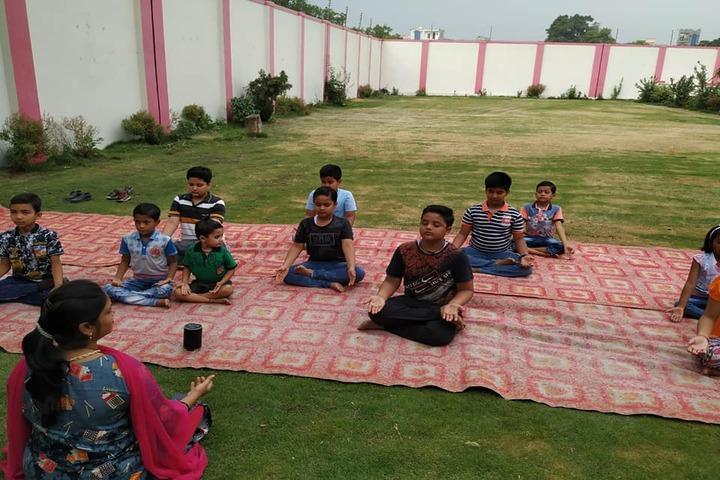 J P Public Academy-Yoga