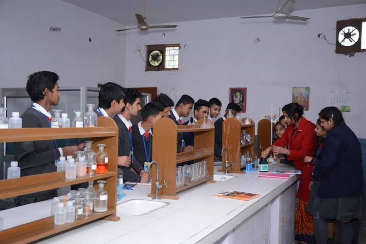 J D Academy-Laboratory