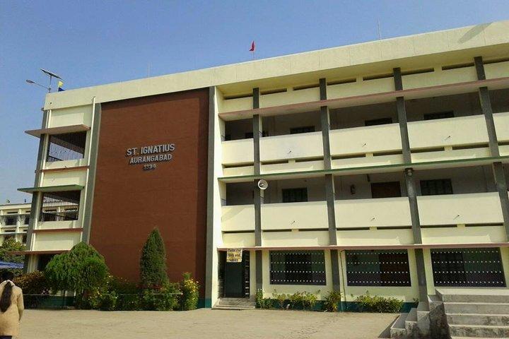 ST Ignatius Schools-Campus View