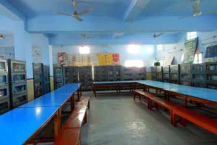 ST Ignatius Schools-Library