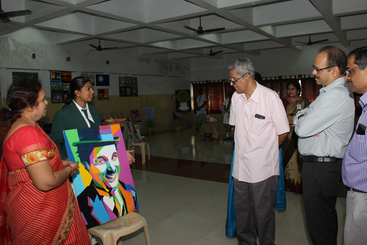 Delhi Public School - Art Gallery
