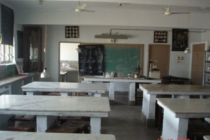 Delhi Public School - Biology Lab