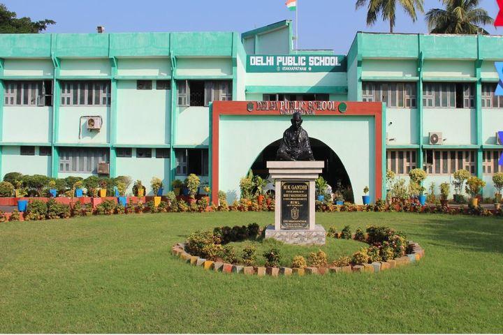 Delhi Public School - School View