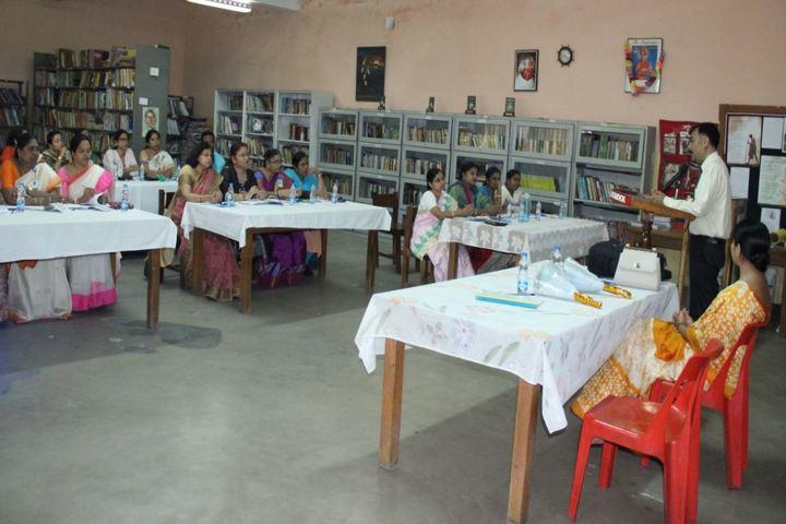 Delhi Public School - Staffroom