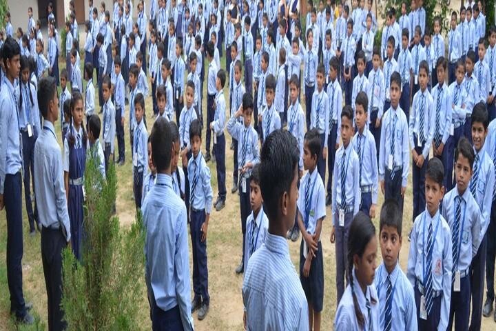 J S M Educational Academy-Assembly