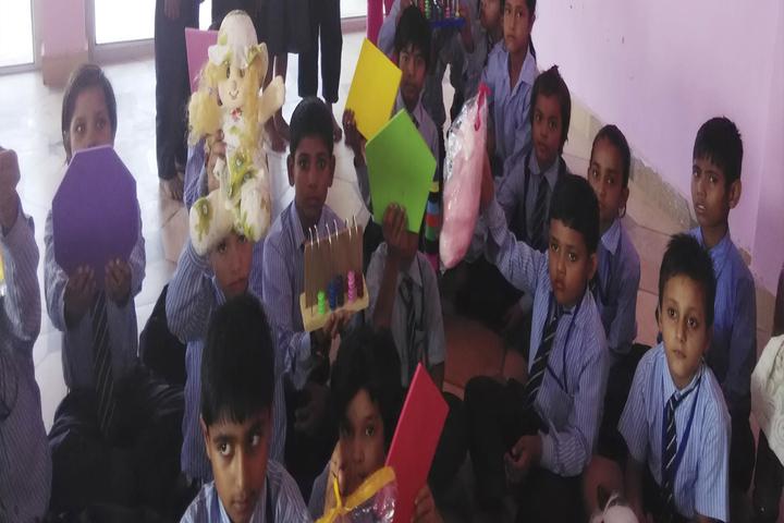 J S M Educational Academy-Kids Corner