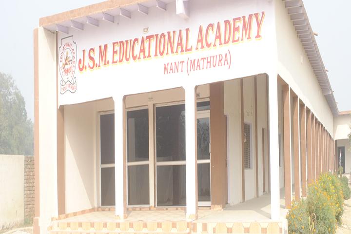 J S M Educational Academy School-School View