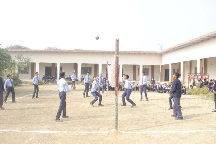 J S M Educational Academy-Sports