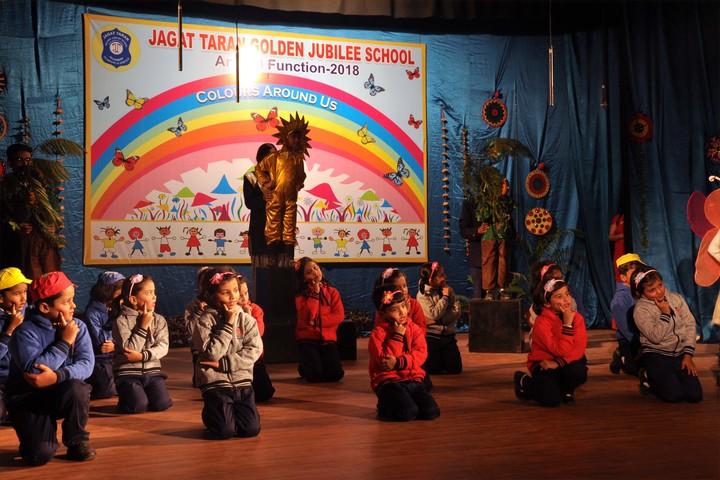 Jagat Taran Golden Jubilee School-Annual Day
