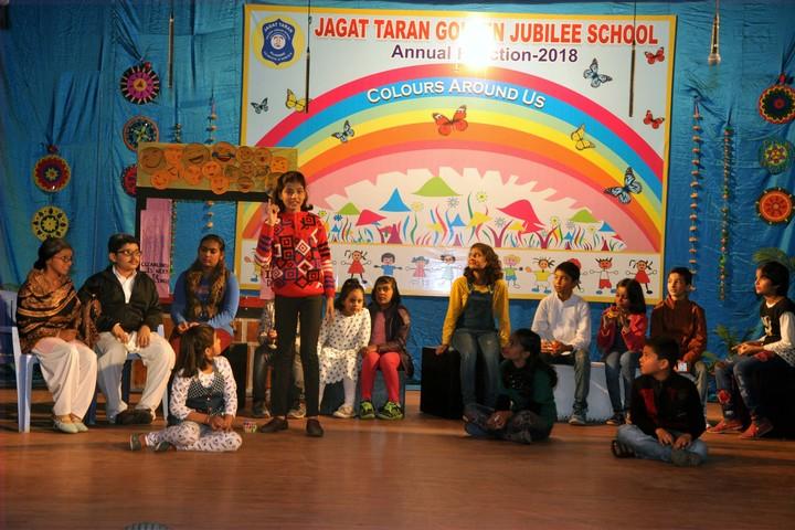 Jagat Taran Golden Jubilee School-Drama