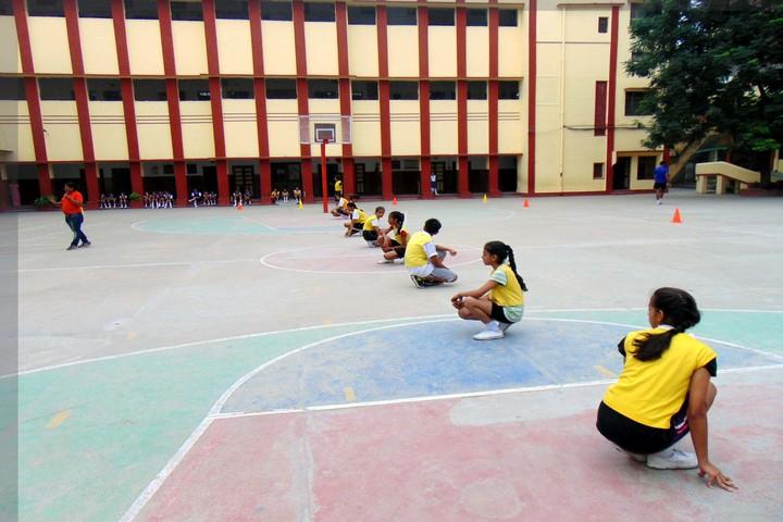 Jagat Taran Golden Jubilee School-Games