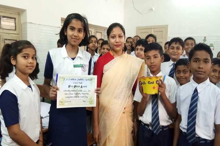 Jagat Taran Golden Jubilee School-Health Day
