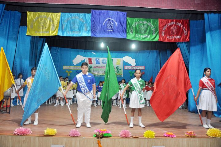 Jagat Taran Golden Jubilee School-Investiture-Cermony