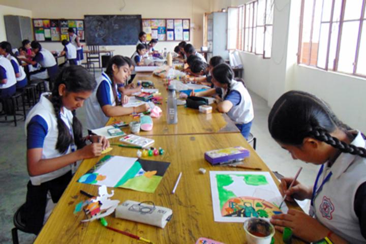 Jagat Taran Golden Jubilee School-Library