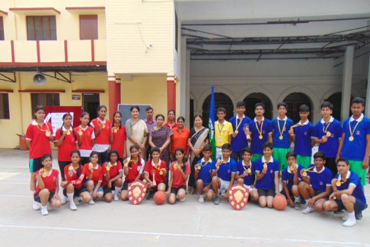 Jagat Taran Golden Jubilee School-Sports