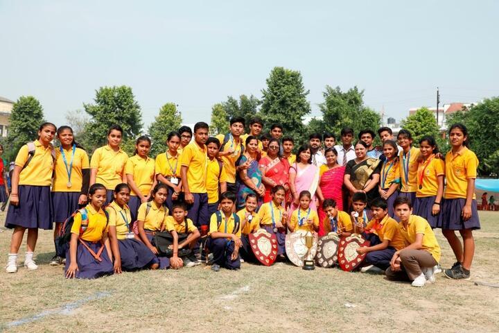 Jagran Public School-Sports Day