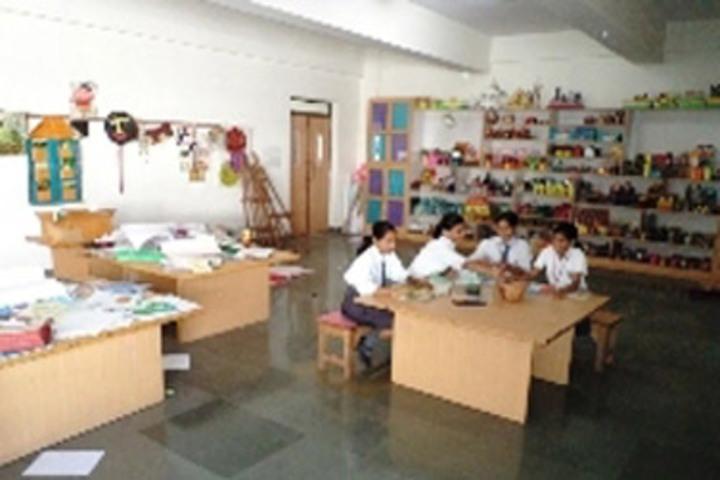 Jagran Public School-Artroom