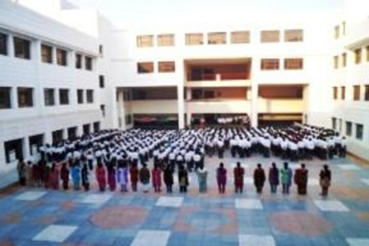 Jagran Public School-Assembly