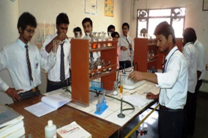Jagran Public School-Chemistry-Lab