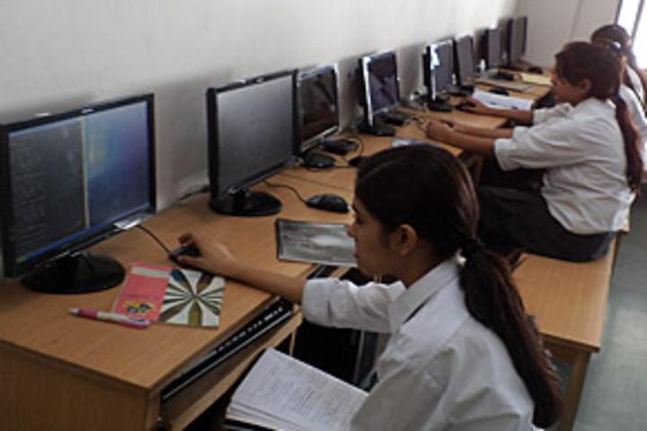 Jagran Public School-Computer-Lab