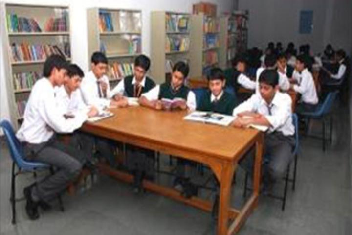 Jagran Public School-Library
