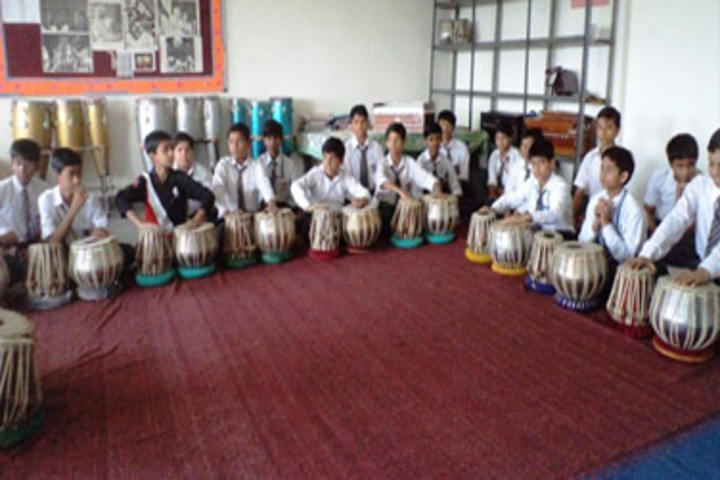 Jagran Public School-Music
