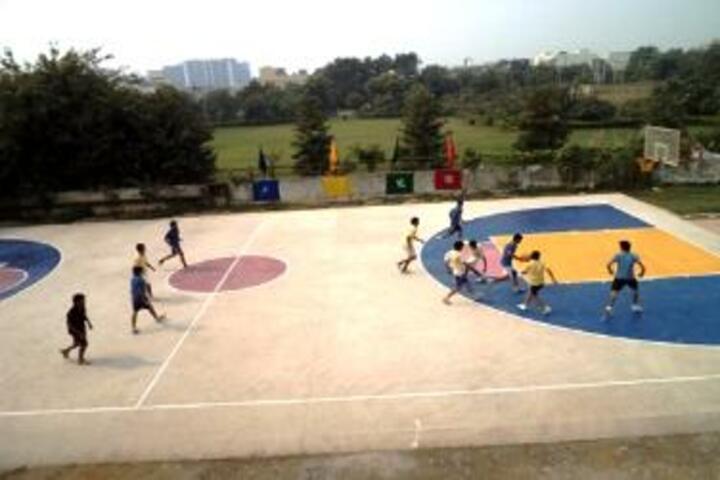 Jagran Public School-Play-Ground