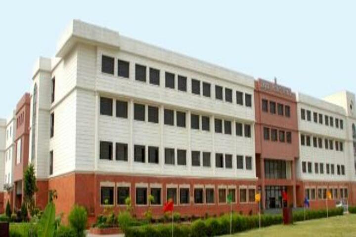 Jagran Public School-School-Building