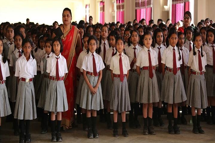 Jai Academy-Assembly