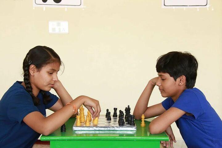 Jai Academy-Chess
