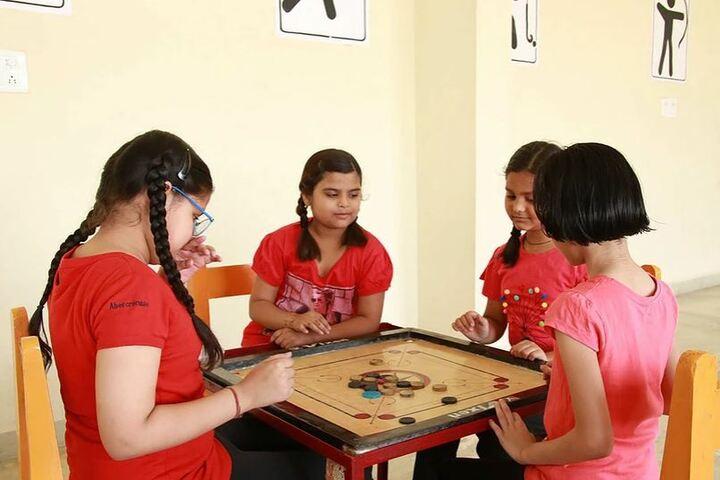 Jai Academy-Indoor Games