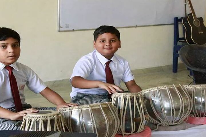 Jai Academy-Music-Classes