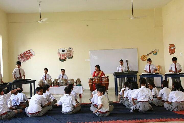Jai Academy-Music Competition