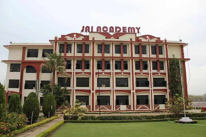Jai Academy-School-Building