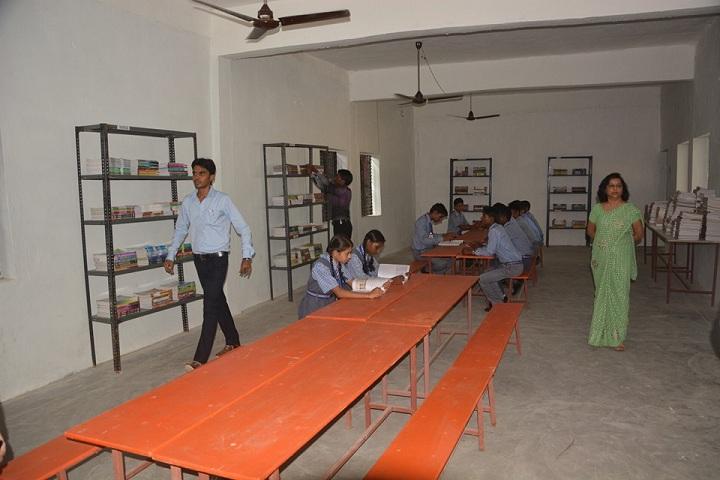 Jai Gurudeo Raj Public School-Library